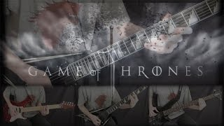Game of Thrones ( Rock / Metal Version ) By Stéphane L