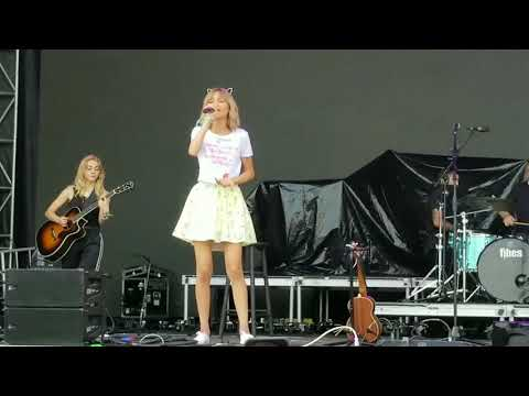 Grace VanderWaal ACL Festival Week 2 (Oct 14 2017)