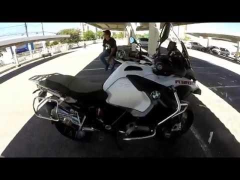 Teste Rider BMW R 1200 GS ADVENTURE | REDENÇÃO BMW - Canal Escape Furado