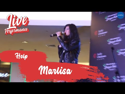 Marlisa - Help (Live at Lucky Chinatown Mall - Manila Tour 2015)