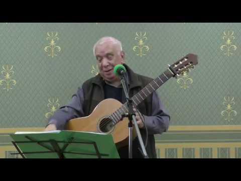 Михаил Кукулевич в библиотеке Толстого 19.10.2018 Часть 1