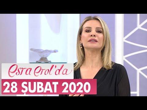 Esra Erol'da 28 Şubat 2020 - Tek Parça