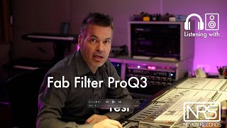 Fabfilter Q3 Complete test and Functions