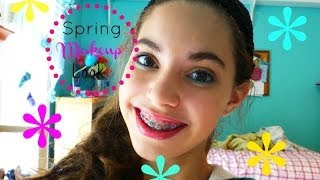 Everyday Spring Makeup Look | 2014 | delsbeautygalore Thumbnail