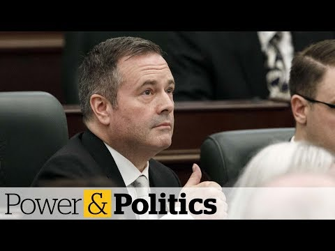 Kenney promises economic renewal in Alberta throne speech | Power & Politics