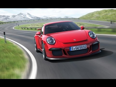 Auto Report - The New Porsche 911 GT3 2014