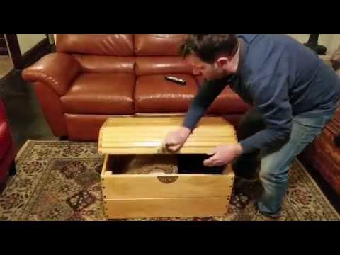 The Eternity Storage Trunk™ | Storage Chest
