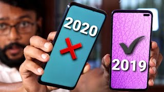 2019 vs 2020 Mobile Smartphones - Why Not Great 🙄