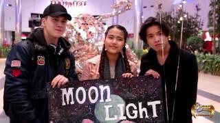 MoonLight тобына тосын сый   видео-отчет