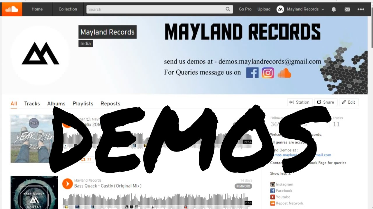 Send Demo To Record Labels : how to send demos to a record label hindi youtube ~ Russianpoet.info Haus und Dekorationen