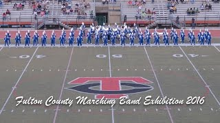 westlake marching band 2016 17 fulton county marching exhibition
