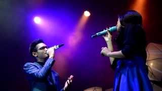 AFGAN feat Raisa - Whenever You Call (Java Jazz Festival 2014)