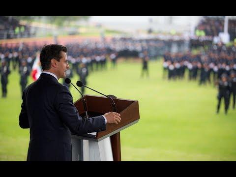 Día del Policía Federal 2017. 89 Aniversario
