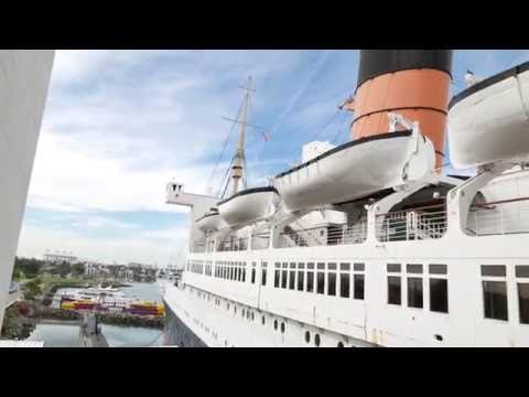 Queen Mary Ship Tour (4K)