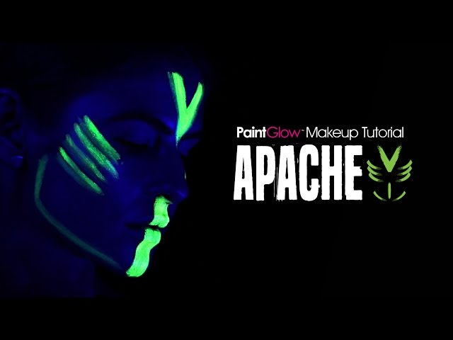 Apache Make Up Tutorial