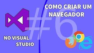 Como criar um Navegador Avançado no Visual Studio #6