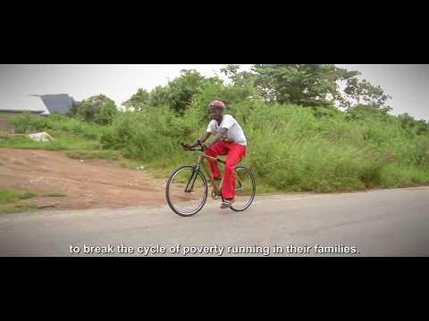 Bamboo bikes: African-European Partnership