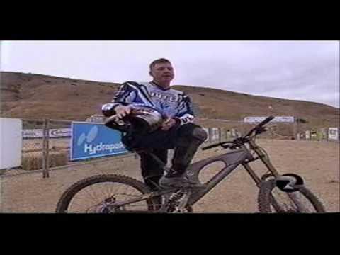 Blind Bobby rides Across America 2006