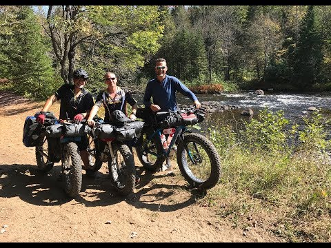 Part 2 of Bikepacking the Central Ontario Loop Trail