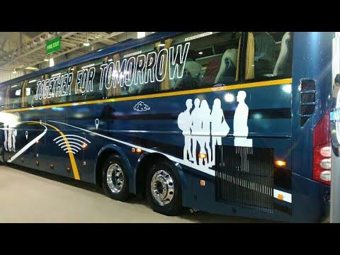 Brand New VOLVO B11R EURO-4 @Bus World!!!!