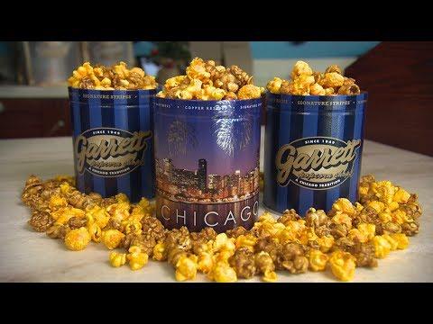 Chicago's Best Popcorn: Garrett Popcorn Shops