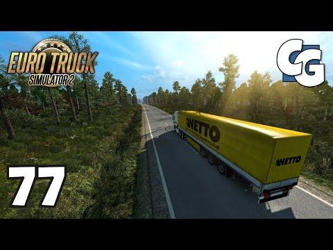 Euro Truck Simulator 2 - Ep. 77 - Entering Finland - ETS2 ProMods 2.11 Gameplay