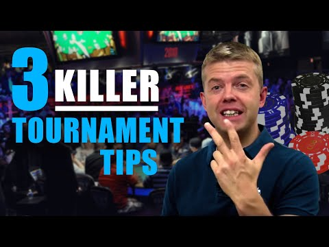 How To Plan A Poker Hand (Advanced Preflop Strategy) | SplitSuit