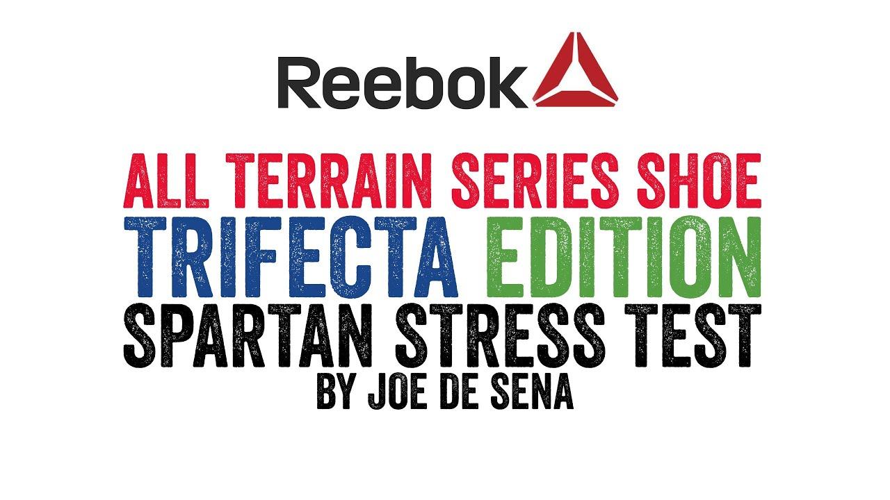 b0e0f2cf24de2f Reebok All Terrain Series Shoe - TRIFECTA EDITION Preview - YouTube