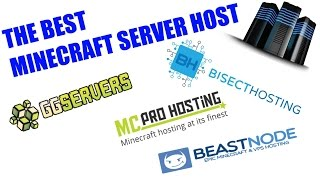 Official Minecraft Server Hosting