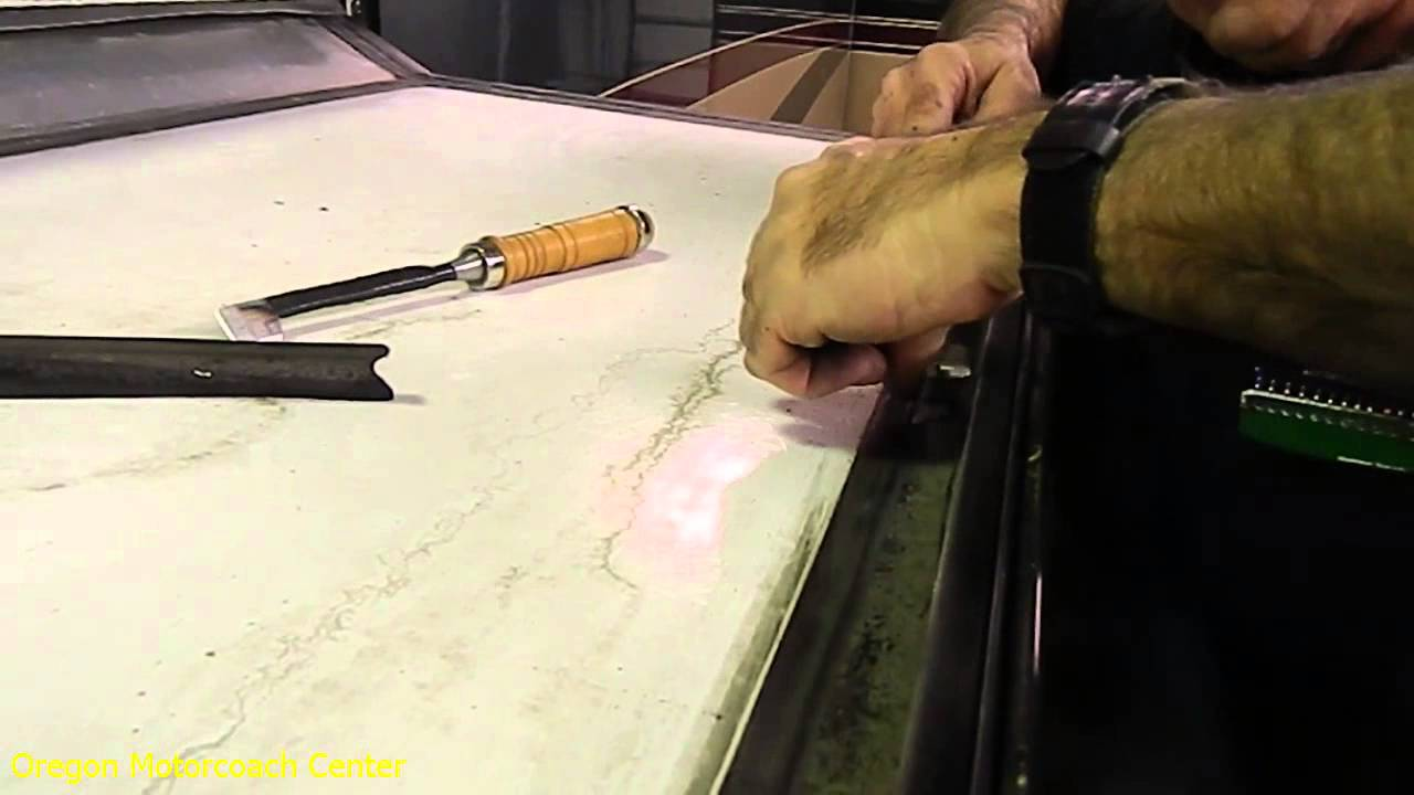 Slide Out Seal Repair Youtube