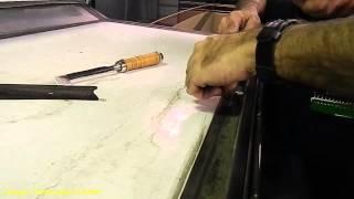 Slide Out Seal Repair
