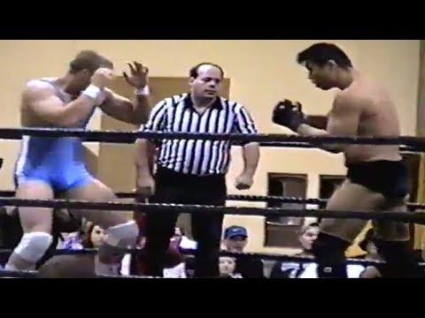 Gary Steele vs. Naoya Ogawa - NWA New England 10/2/1999