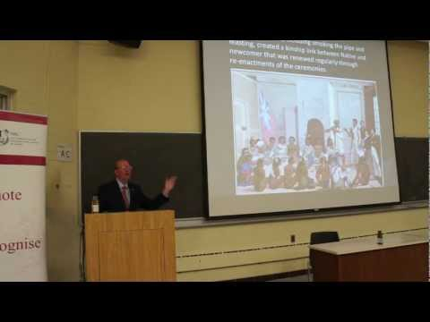 RSC 2012 Governor General Lecture Series: We Are All Treaty People: Redefining the Relationship