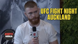 Gambar cover Paul Felder reveals his recipe for success vs. Dan Hooker at UFC Fight Night | ESPN MMA
