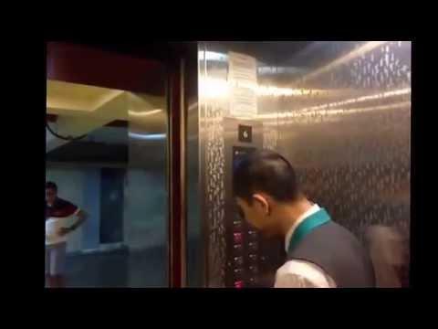 2009 SIGMA parking lifts w/ Indonesian Voiceover  Plaza Blok M, Jakarta