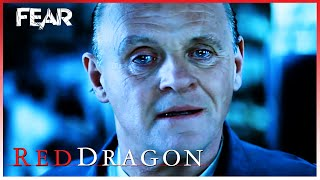 Will Looks To Hannibal For Help   Red Dragon