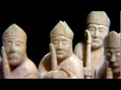 2/2 The Lewis Chessmen - Masterpieces of the British Museum