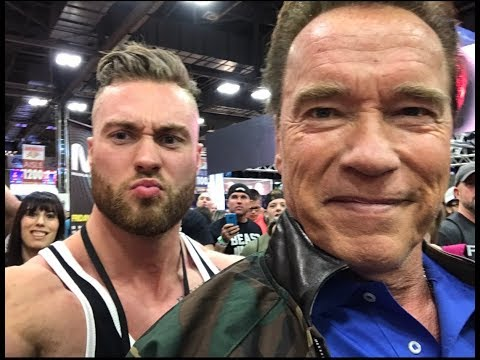A Day at the Expo | ARNOLD CLASSIC VLOG 2