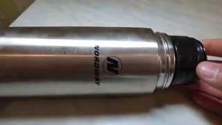 Как отремонтировать крышку клапан на термосе (ремонт термоса)