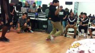 Zimbabwe Styles vs Nguyen One & Darth Yeezus