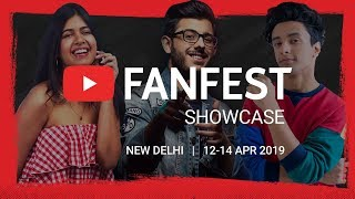 YouTube FanFest New Delhi Showcase 2019 - Trailer