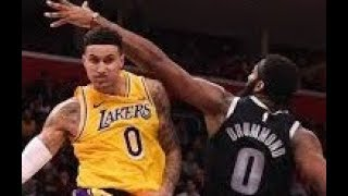 Los Angeles Lakers vs Detroit Pistons_NBA Highlights_(March 15th 2019)