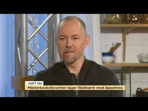 """Tomas Andersson Wij """"gjorde en Björn Skifs"""" - Nyhetsmorgon (TV4)"""