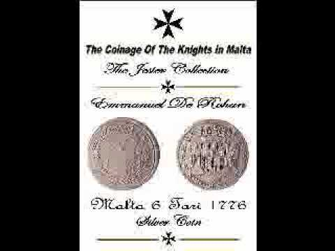 Knights of Malta Jester Coin Collection