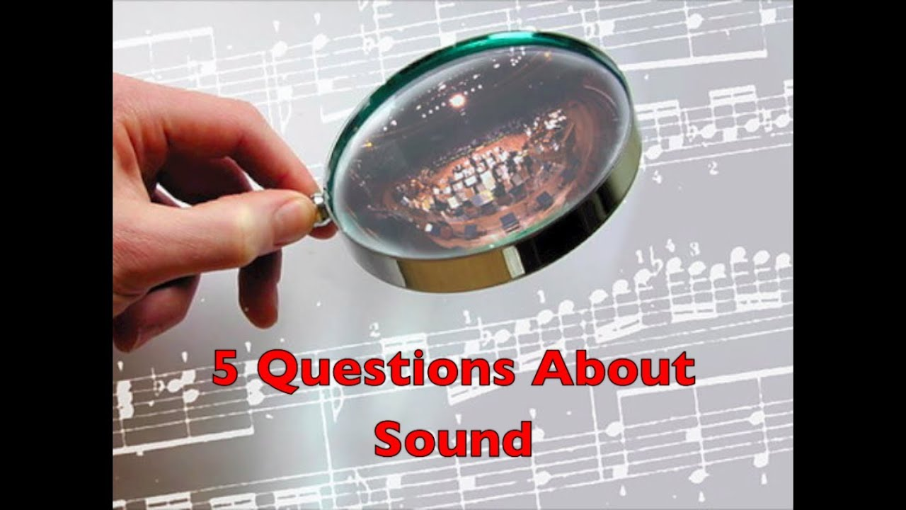 a research on the science behind sound In physics, sound is a vibration that typically propagates as an audible wave of  pressure,  acoustics is the interdisciplinary science that deals with the study of   the duration of a sound usually lasts from the time the sound is first noticed  until.