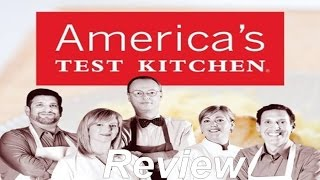America's test kitchens & Cook's country
