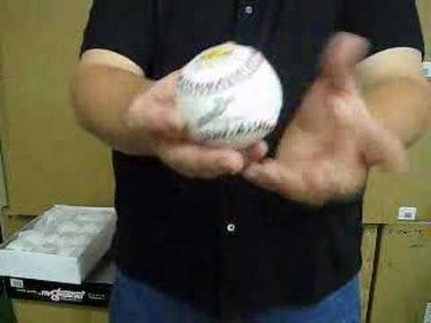 Easton Softstitch Incrediball Baseball