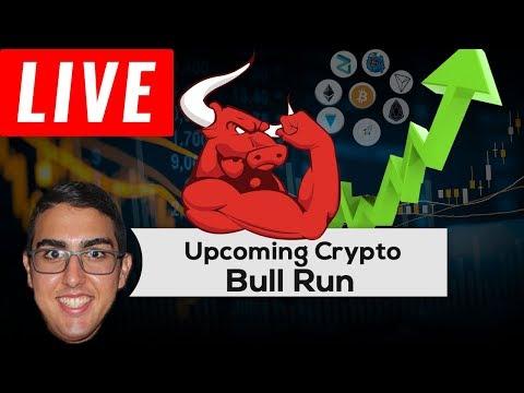Upcoming Cryptocurrency Bull Run To Surpass $1 Trillion Marketcap