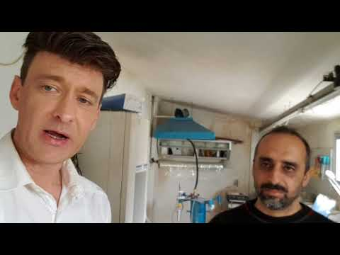 Orthopädie Praxis in Syrien 5.12.2017