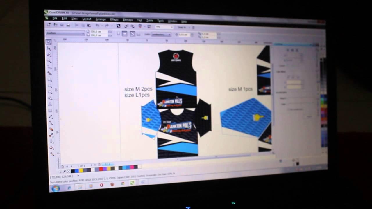 maxresdefault Material Pembuatan Jersey Printing